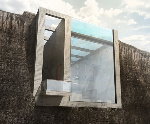 CASA BRUTALE International Architecture Award 2016